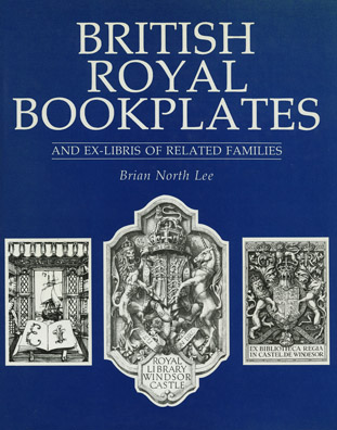 Cover of British Royal Bookplates