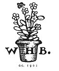 Book label for W.P.B. by Craig