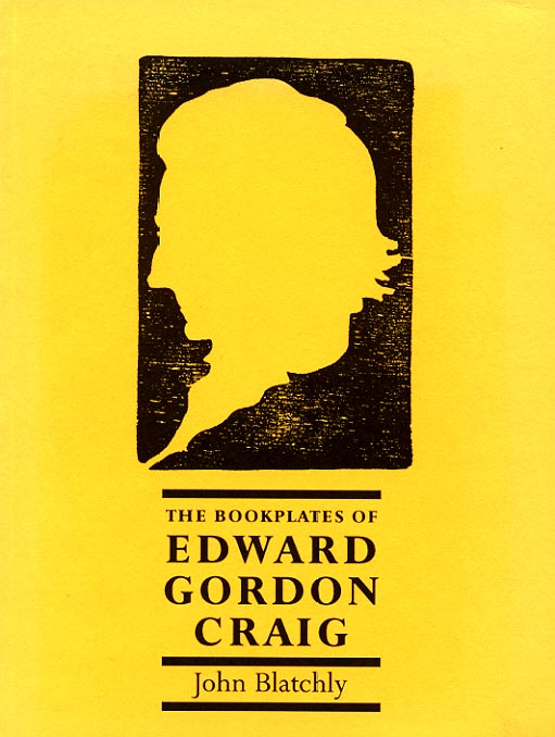Cover of Bookplates by Edward Gordon Craig