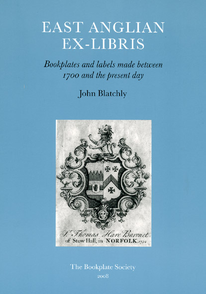Cover of East Anglian Ex-Libris