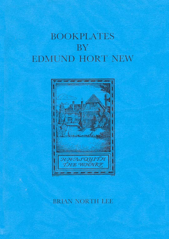 Cover of Bookplates by Edmund Hort New