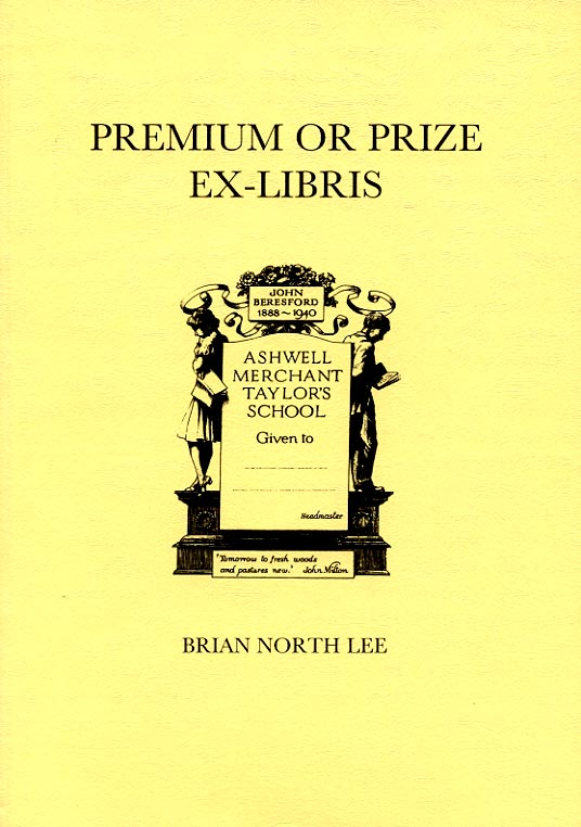 Cover of Premium or Prize Ex-Libris