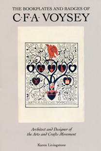 Cover of Voysey Bookplates