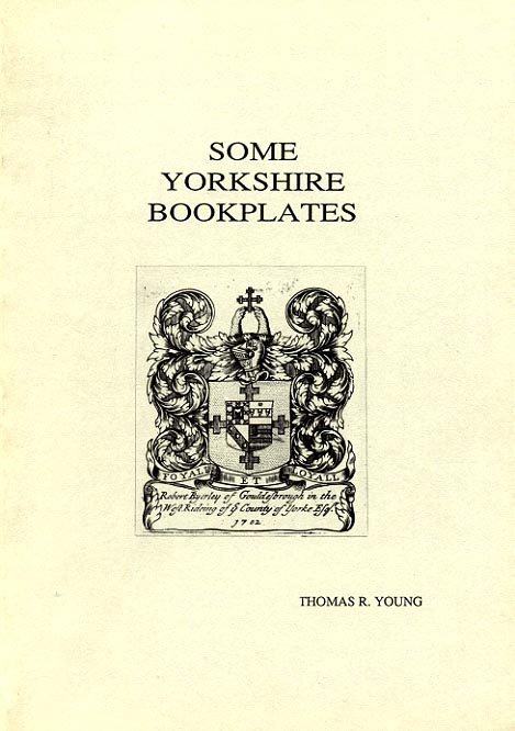 Cover of Some Yorkshire Bookplates